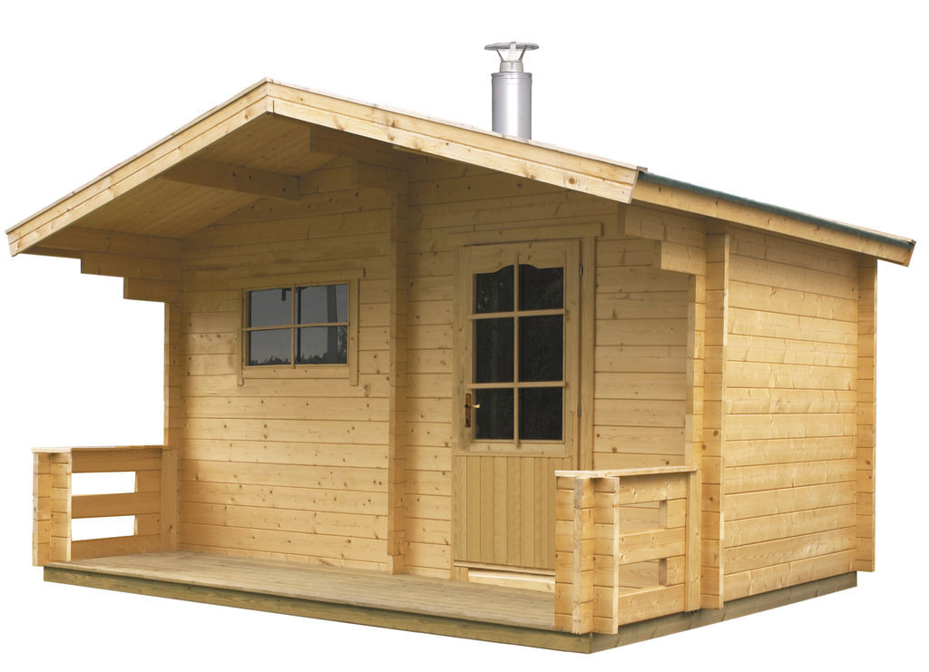 Spoljašnja sauna Keitele Harvia